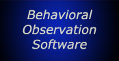 Timer Data Behavioral Observation